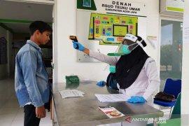 Pelayanan kesehatan di poli Rumah Sakit Teuku Umar Calang diperketat