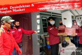 RKIH Bagikan 15 Ribu Masker Untuk Warga Jabotabek