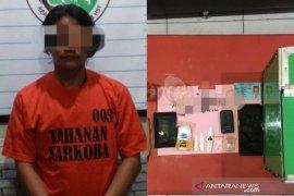 AS ditangkap Polisi karena terlibat kasus Narkoba