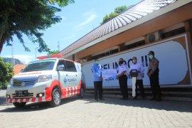 Pelindo III bantu mobil ambulans di Ponpes Mabadi'ul Ihsan Banyuwangi