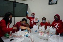INI Jatim optimalkan gerakan penyemprotan disinfektan di Kota Surabaya