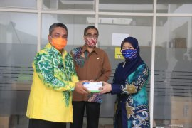 Pemko Banjarbaru penuhi kebutuhan APD tenaga kesehatan