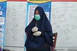 Cerita Fitri Amaliah , pasien pertama bisa sembuh dari COVID-19 di Sultra