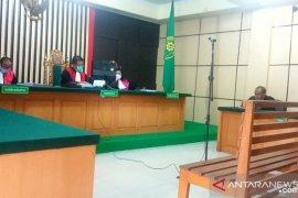 Tiga terdakwa suap pengesahan RAPBD Jambi divonis empat tahun