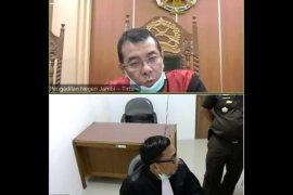 Tiga kurir pembawa 231 kg ganja divonis 17 tahun penjara