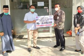 BNI Syariah dukung donasi lewat gerakan bantu tim medis Aceh