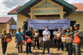 FK BUMN Aceh salurkan bantuan sembako untuk masyarakat terdampak COVID-19
