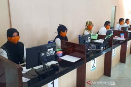 Berurusan ke Disdukcapil Aceh Tengah masyarakat diimbau pakai masker