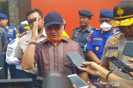 Gubernur Bangka Belitung bagikan 1.000 masker untuk petani Batu Betumpang