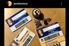 Aktris Disney Jennifer Stone bantu rawat pasien virus corona/COVID-19 di RS