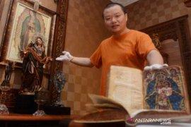 """Motivator Johan Yan dan ibadah """"Misa Online"""" saat COVID-19 (video)"""