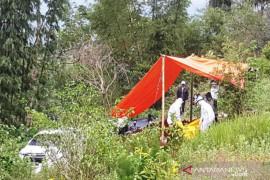 Warga Pasaman Barat yang meninggal di RSUP M Djamil Padang positif terinfeksi COVID-19