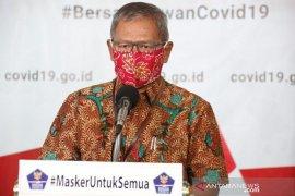 Sebanyak 426 pasien telah sembuh dan 4.839 positif COVID-19 di Indonesia