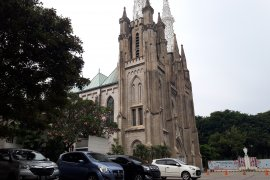 Keuskupan Agung Jakarta belum membuka gereja Katolik minggu ini