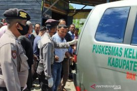 Warga Nagan Raya mendadak meninggal dunia saat ganti ban truk