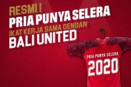 Musim 2020, Bali United didukung sponsor lagi