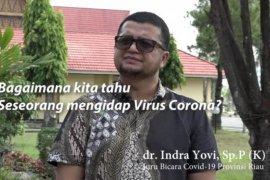 "10 PDP di Riau meninggal dunia sebelum uji ""swab"" belum keluar"