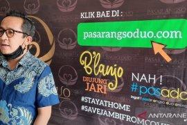 Anak muda Jambi luncurkan pasarangsoduo.com cegah penyebaran COVID-19