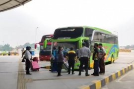 Operasional Terminal Pulogebang kembali dibuka 24 jam
