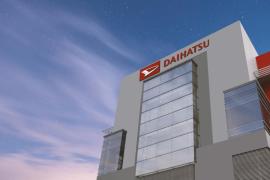 Daihatsu hentikan kegiatan produksi dan diler  sepekan