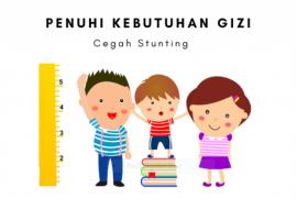 Akibat pandemi COVID-19, angka stunting di Indonesia diperkirakan naik