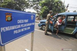 Tak pakai masker selama PSBB, warga terancam denda Rp250 ribu