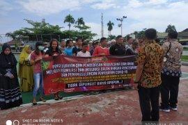 Lapas Banjarmasin bebaskan 301 warga binaan upaya cegah penyebaran COVID-19