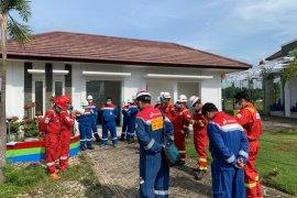 Usai CPP Gas Gundih terbakar, Pertamina EP dan SKK Migas lakukan investigasi