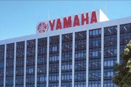 Yamaha hentikan operasi karena pasokan dan pasar melemah dampak corona