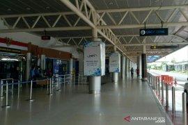 Penerbangan di bandara Palembang hanya layani tiga rute tujuan