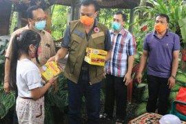 Gugus Tugas COVID-19 Bali bantu panti asuhan di Buleleng