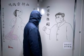 RS Leishenshan Wuhan tutup usai pasien COVID-19 terakhir sembuh
