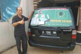 Brikade Gusdur Banten ajak warga tidak tolak pemakaman COVID-19