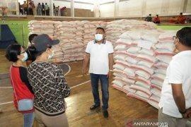 Bantuan sembako untuk 7.554 KK miskin di Gianyar tiba