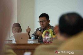 Polres Metro Bekasi akan dirikan cek poin di perbatasan