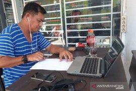 Pansus I DPRD bahas Ranperda Pajak Daerah melalui video conference