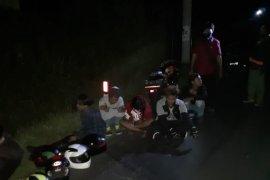 Polisi bubarkan balapan liar di Mengwi-Badung