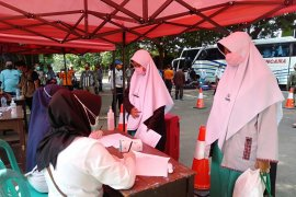 Ratusan Santri Gontor asal Banten lakukan karantina mandiri