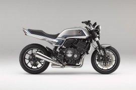 Mengenal Honda CB-F Concept penerus CB legendaris