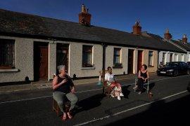 Irlandia laporkan jumlah infeksi COVID-19 tertinggi dalam satu hari