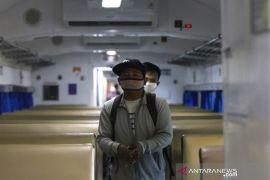 Lebih 43 ribu penumpang kereta di Surabaya batalkan tiket