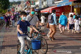 Hong Kong perpanjang pembatasan sosial terkait COVID-19 selama 14 hari