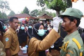 Tiga kecamatan di Lebak komitmen lawan virus COVID-19