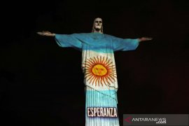 Kasus COVID-19 di Argentina telah lampaui 100 ribu kasus