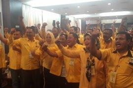 Golkar ancam pecat 10 legislator tak hadir musda Malut