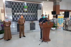 Perusahaan di Bekasi berhenti operasi selama PSBB