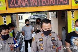 Polisi Jambi ringkus dua pelaku pencuri mobil di Sumsel