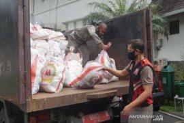 Gugus Tugas COVID-19 Kota Bogor terima bantuan 3.000 paket sembako