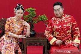 Pernikahan sudah bisa kembali digelar di Wuhan