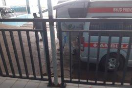Wali Kota Tanjungpinang dipasang ventilator